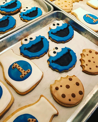 C is for Cookies