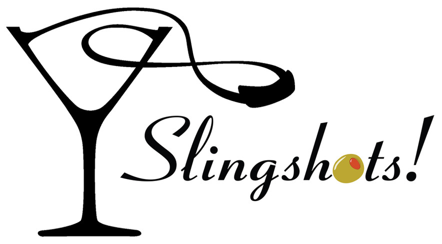 Slingshots! Logo