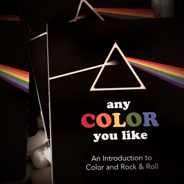 Cover for Any Color You Like