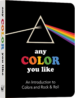 Any Color You Like An Introduction to Color and Rock & Roll