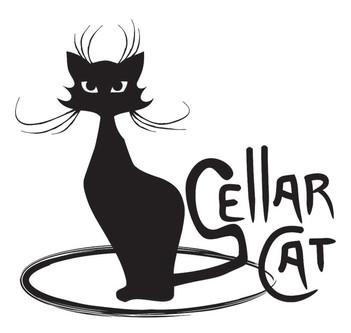 Cellar Cat Logo Concept