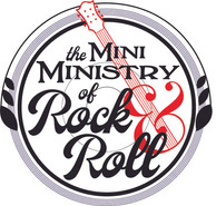 the Mini Ministry of Rock & Roll Logo