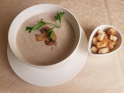 Крем-суп из шампиньонов 250 гр