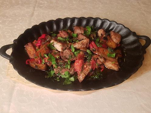Оджахури из свинины 350 гр