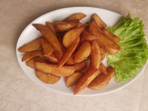 Картофель по-деревенски 150 гр