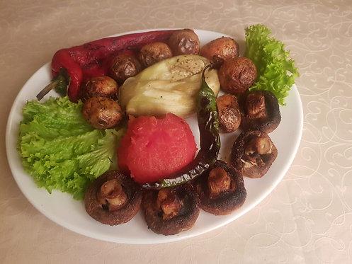 Ассорти овощей гриль 700 гр