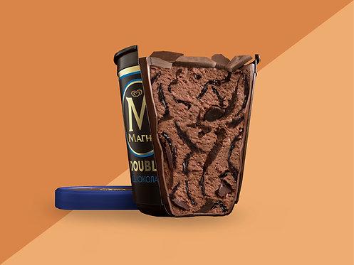 Магнат double пинта Шоколад 310 г