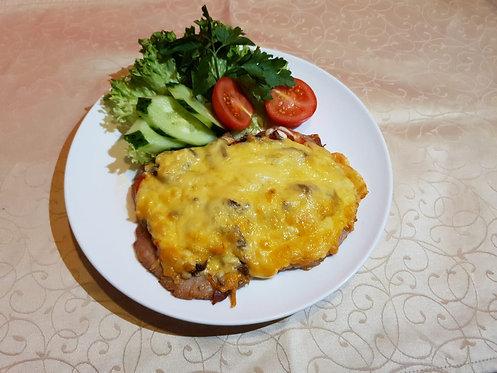 Мясо по-французски 200 гр