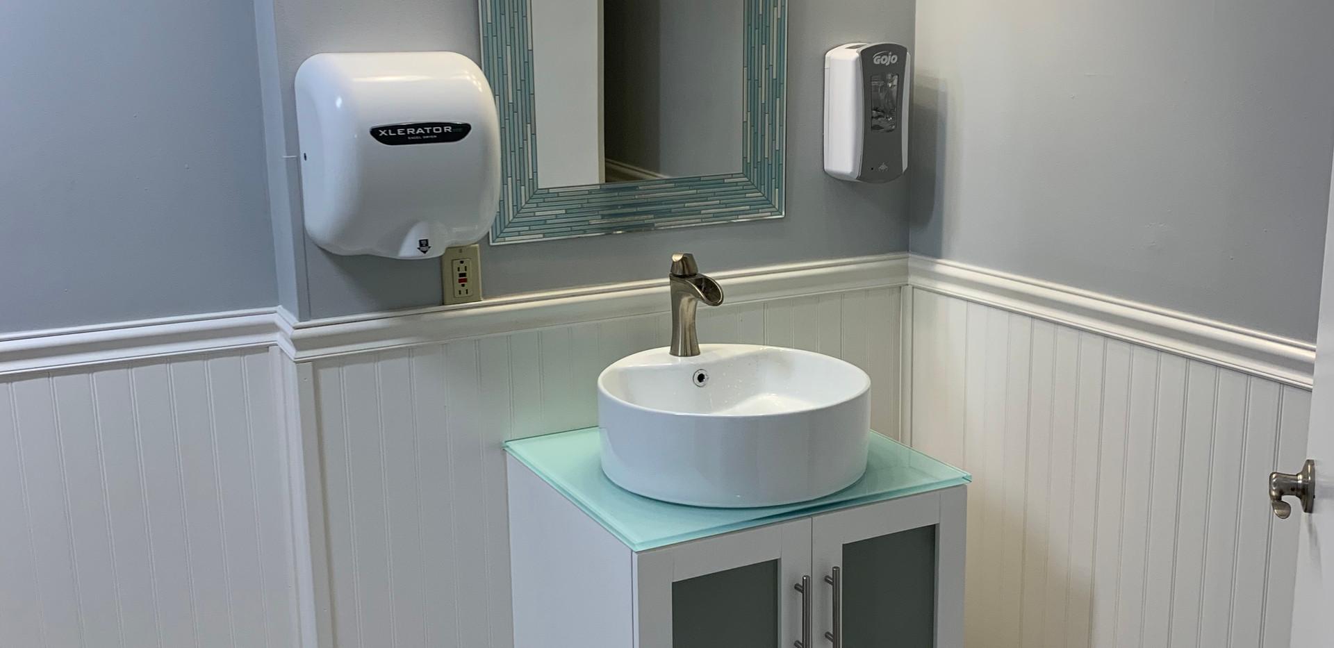Spa Bathroom