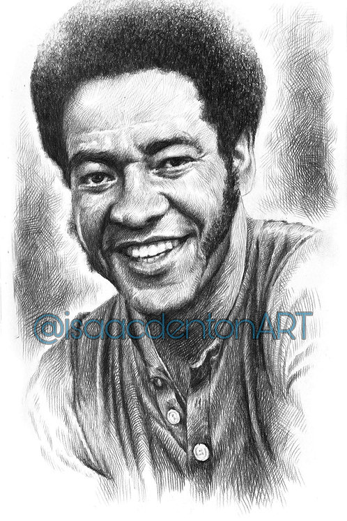 "Bill Withers 5"" x 8"""