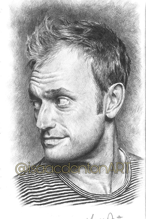 "Chris Thile 5""x8"""