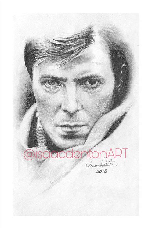 David Bowie 5 x 8