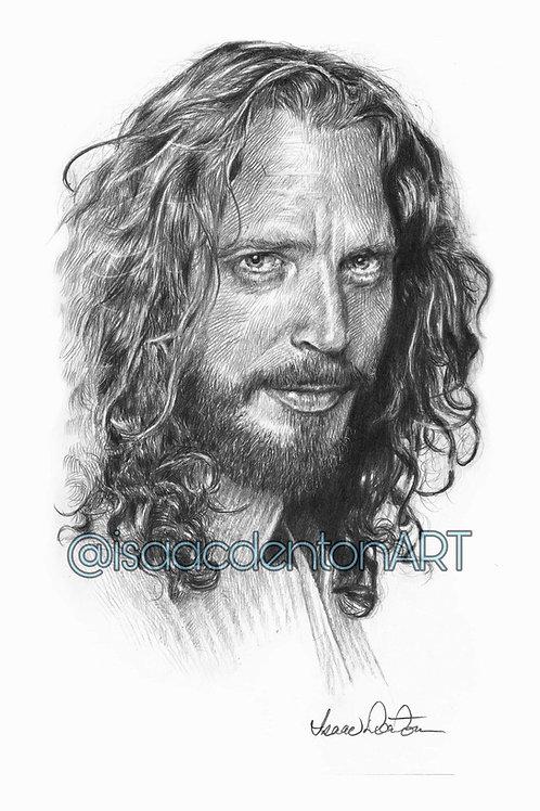 Chris Cornell II 5 x 8