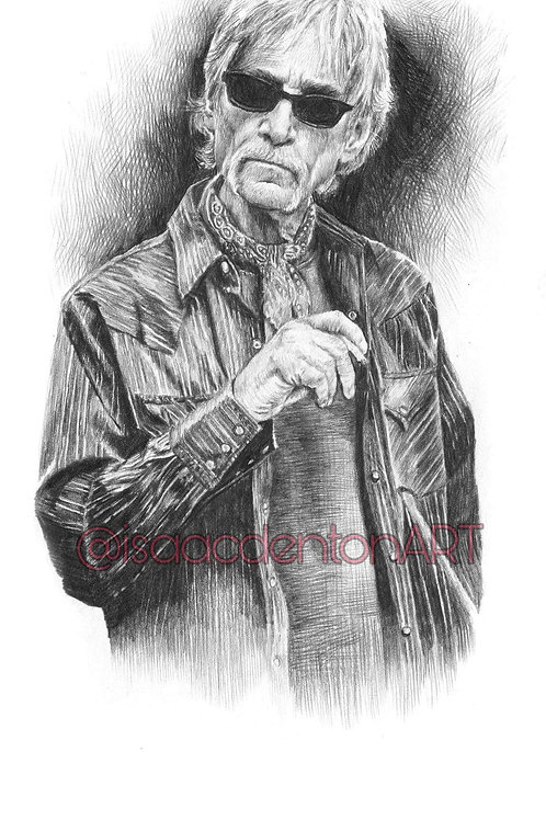 Billy Don Burns 5 x 8