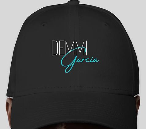 Official Demmi Garcia Embroidered Baseball Cap (Black)