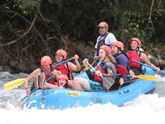 Day 10: Rafting and La Selva Biological Reserve