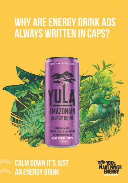 YULA- -ALL CAPS