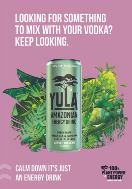 YULA - KEEP LOOKING