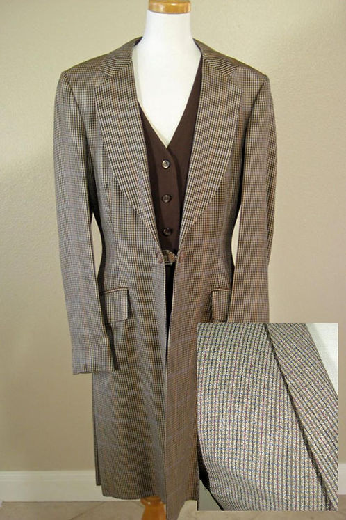 Final Touch Suit - Ladies 4