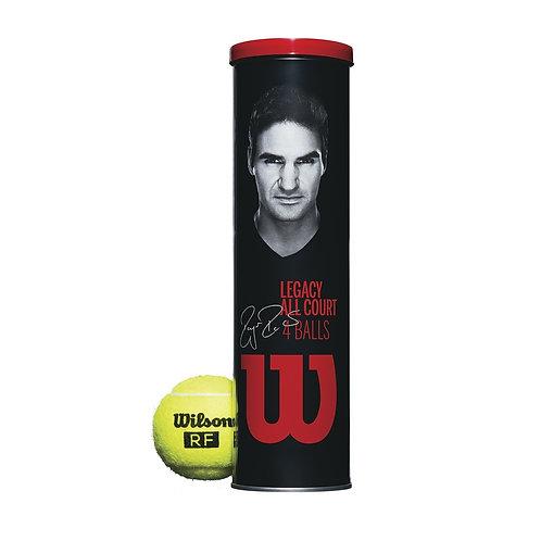Wilson Roger Federer Legacy Tennis Ball