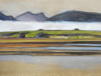 June/July 2015 - New Work from the Isle of Skye: Paintings by Sherry Palmer