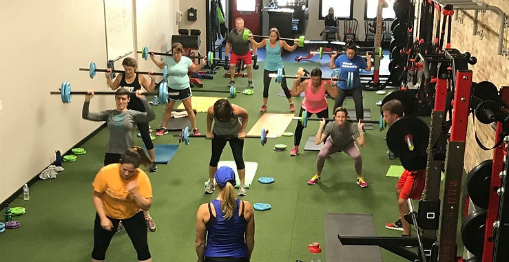 SCC Fitness Membership Classes