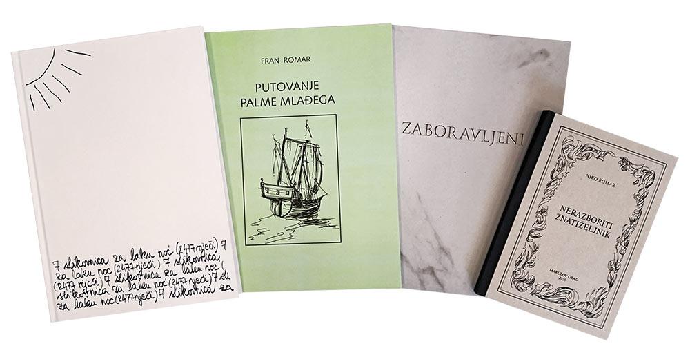 Borcic-Romar-knjige