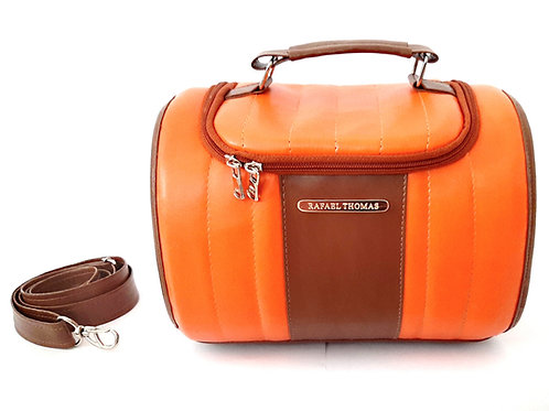 Bolsa térmica nicole mini - laranja