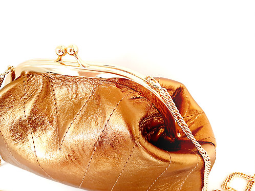 Bolsa lola - bronze