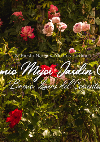 Premio Jardines