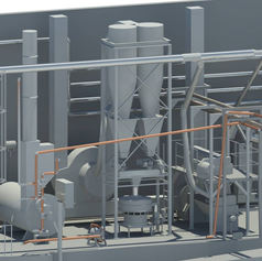 Point cloud  to  Machinery
