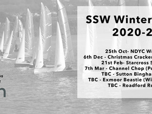 SSW Winter Series 2020-21 dates so far...