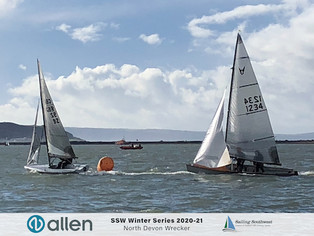 Curtis wins the 2020-21 SSW Winter Series