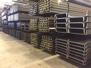 Check out our selection of steel products