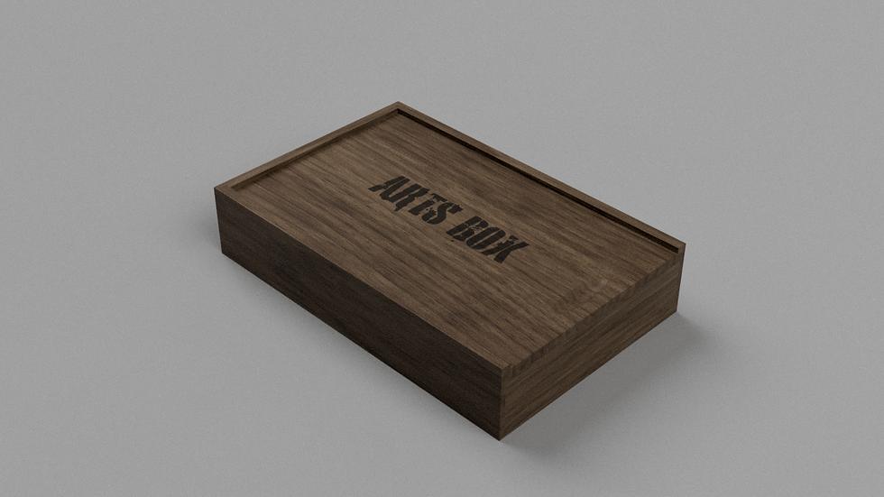 Art Box Model 2 (DEMO PRODUCT)