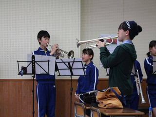 吉里吉里学園 小学部金管バンド