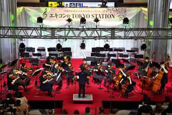 相馬子どもオーケストラの演奏