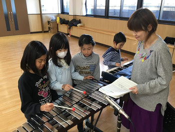 作曲教室 by 蒲池愛先生