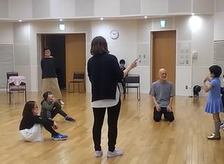 東京ホワイトハンドコーラス サイン隊 にぎやかなワークショップ