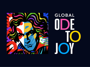 ベートーヴェン生誕250周年記念国際動画プロジェクトGLOBAL ODE TO JOY ~これまで以上に音楽!そして喜びを!~