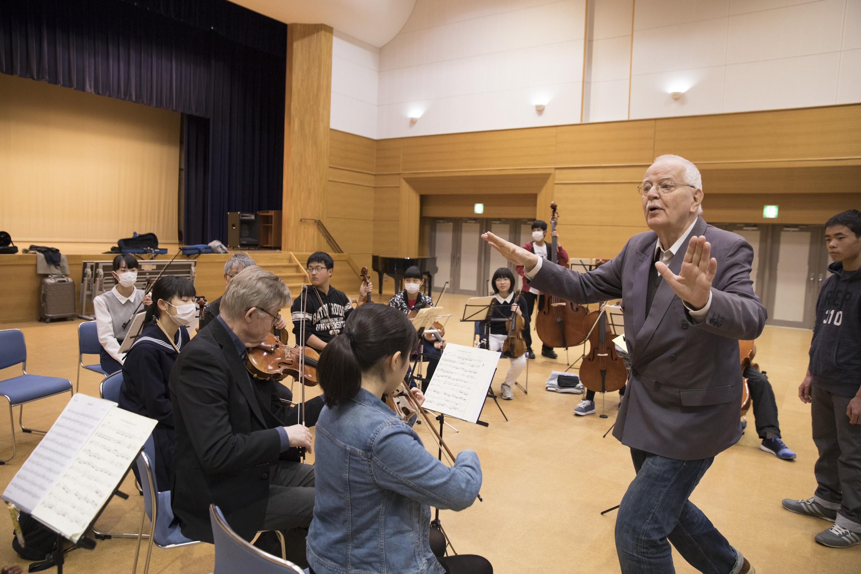バイロイト・祝祭・ヴァイオリンカルテットマスタークラス2