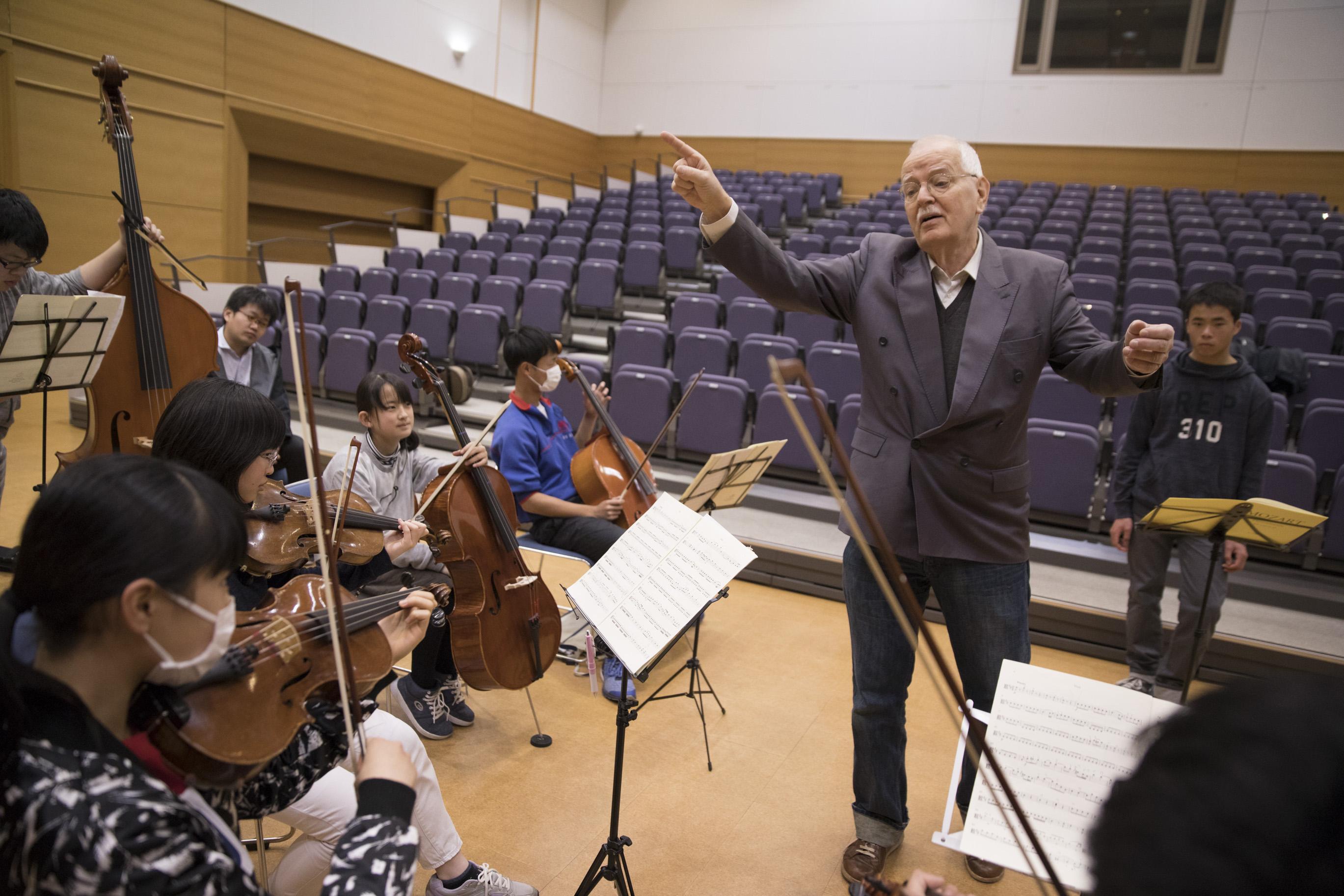 バイロイト・祝祭・ヴァイオリンカルテットマスタークラス7