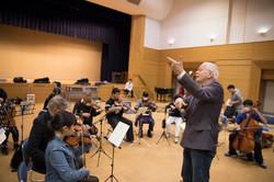 バイロイト・祝祭・ヴァイオリンカルテットマスタークラス1