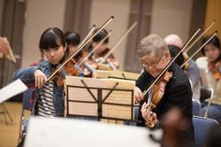 バイロイト・祝祭・ヴァイオリンカルテットマスタークラス8