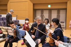バイロイト・祝祭・ヴァイオリンカルテットマスタークラス3