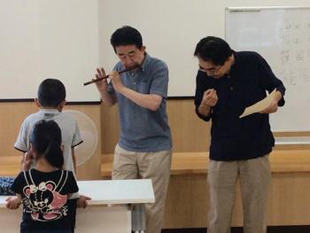作曲教室 邦楽囃子