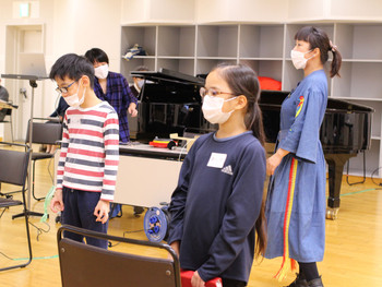 東京ホワイトハンドコーラス 声隊 8ヶ月ぶりの対面練習再開