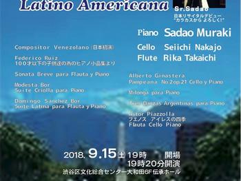 Concerto de Musica Latin Amricano
