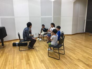 2018年度の作曲教室レポート