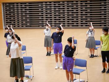 相馬子どもコーラス 久しぶりに聴く子どもたちの澄んだ歌声